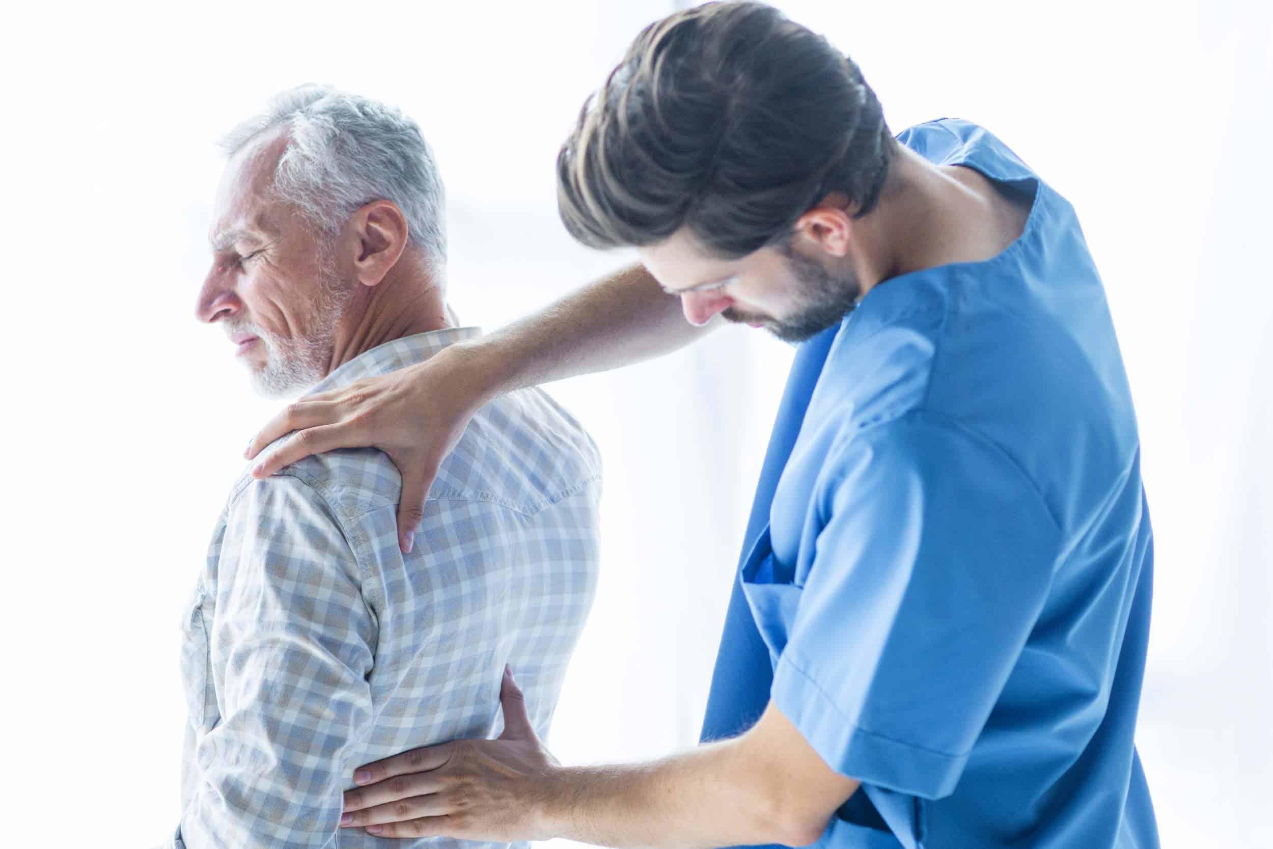 Imagen del servicio de fisioterapia geriatrica en Cuenca
